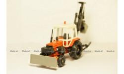 МТЗ 80 Экскаватор гидравлический, редкая масштабная модель, 1:43, 1/43, Компаньон