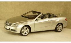 Mercedes E500 А207 cabrio 2009, Mercedes E500 А207 cabrio 2009, 183541, Norev 1:18, Norev 1:18