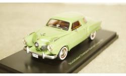 Studebaker Champion Starlight Coupe зеленый, BOS Models 1:43, масштабная модель, scale43