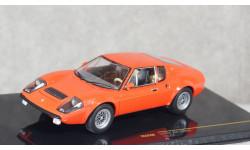 Ligier JS2 Coupe, red 1972, CLC249, IXO 1:43