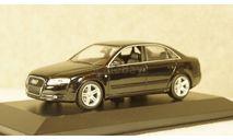 Audi A4 2004 Black, 940014400, Maxichamps 1:43, масштабная модель, scale43