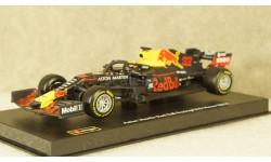 Red Bull RB15 Honda, No.33, Aston Martin Red Bull Racing, Red Bull, formula 1 with figure, M.Verstappen, BBU18-38050, Burago 1:43