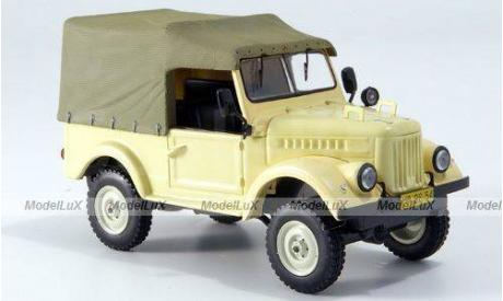 ГАЗ 69 1954, IST 1:43, масштабная модель, 1/43, VMM/VVM
