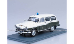 Газ 22 Волга Volkspolizei limited edition 300 pcs, NEO 1:43, масштабная модель, 1/43