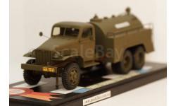 GMC CCKW-353 А1 С цистерной БЗ-35, масштабная модель, 1:43, 1/43, МБК