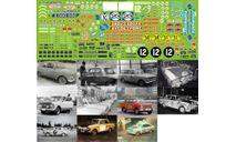 Декаль Москвич 412, фототравление, декали, краски, материалы, Modellux, scale43