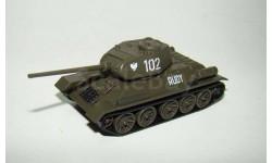 Танк Т-34 Рудый, КУМ 475 1:87