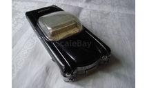 Модель автомобиля из СССР, ГАЗ (Чайка) ЛЕ 62-45 (винтаж, 60-е гг.), масштабная модель, scale18