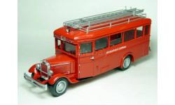 ЗиС - 8 'Пожарный штаб'