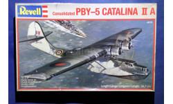 Модель гидросамолета-амфибии PBY-5A Catalina IIA, сборные модели авиации, 1:72, 1/72, Revell