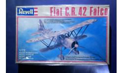 Модель истребителя Fiat C.R. 42 Falco, сборные модели авиации, 1:72, 1/72, Revell