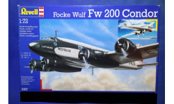 Модель Focke Wulf FW 200 Condor, сборные модели авиации, 1:72, 1/72, Revell