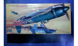 Модель истребителя N1K2-J Shiden Kai / George, сборные модели авиации, 1:72, 1/72, Hasegawa