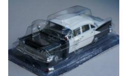 Plymouth Savoy (Полицейские Машины Мира №21), масштабная модель, 1:43, 1/43, Полицейские машины мира, Deagostini