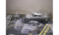 Полицейские машины мира: №10 - Holden FE, Полиция Австралии, масштабная модель, 1:43, 1/43, Полицейские машины мира, Deagostini