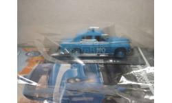 Полицейские машины мира: №24 - Warszawa 223, Народная милиция Польши, масштабная модель, 1:43, 1/43, Полицейские машины мира, Deagostini