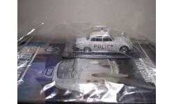 Полицейские машины мира: №3 - Jaguar MK II, Полиция Великобритании