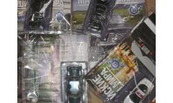 'Полицейские машины мира', 10 штук одним лотом, журнальная серия Полицейские машины мира (DeAgostini), scale43, Полицейские машины мира, Deagostini