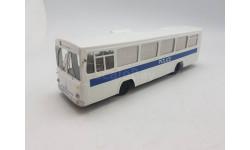 Magirus 170S10H Police, масштабная модель, 1:43, 1/43, Vector-Models