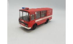 Паз 32053-20 АГДЗС пожарный, масштабная модель, 1:43, 1/43, Vector-Models