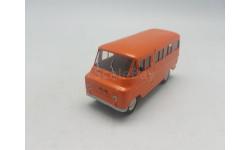 Жук А-18М автобус, оранжевый, масштабная модель, 1:43, 1/43, Vector-Models