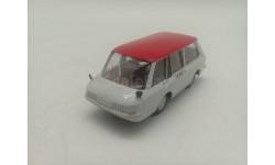 ВНИИТЭ-ПТ Москва, красно-белая, масштабная модель, 1:43, 1/43, Vector-Models