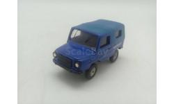 ЛУАЗ-969М 'Волынь' Милиция, масштабная модель, 1:43, 1/43, Nik-models