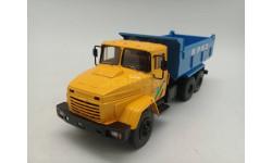 Краз 65055 желто-синий. Киммерия