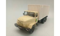 КрАЗ 250 контейнеровоз, масштабная модель, 1:43, 1/43, Киммерия