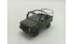 ЛуАЗ 969М, масштабная модель, 1:43, 1/43, Киммерия