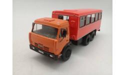 КамАЗ 4208 вахта, масштабная модель, scale43, Киммерия