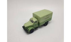 Газ 51А У-97 фургон хлеб. Сарлаб, масштабная модель, scale43