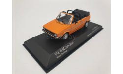 Volkswagen Golf Cabriolet. Minichamps, масштабная модель, 1:43, 1/43