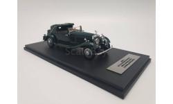 Rolls Royce Phantom II Owen Sedanca Coupe 1934 (Dark Green). Neo, масштабная модель, 1:43, 1/43, Neo Scale Models, Rolls-Royce