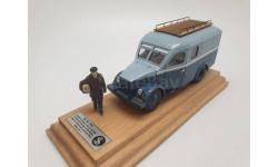 Криминалистическая лаборатория на базе автобуса Аремкуз, масштабная модель, СарЛаб, ГАЗ, scale43