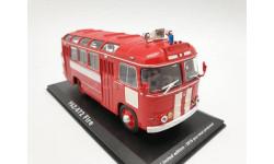 ПАЗ-672 пожарный автобус. ClassicBus, масштабная модель, scale43