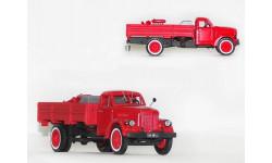 Урал-ЗиС 355М сельская пожарная охрана