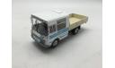ПАЗ 3205 Внутризаводской. син. полосы. Nik models, масштабная модель, scale43