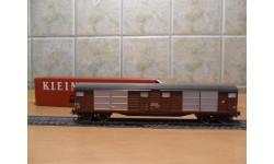 Товарный 4-х осный вагон Kleinbahn  HO 1:87  №4