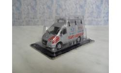 ГАЗ-2752 Соболь Техпомощь Автомобиль на службе №59
