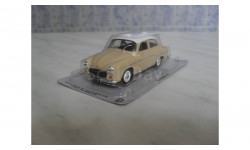 Syrena 103 Польская журналка №116, масштабная модель, 1:43, 1/43, DeAgostini
