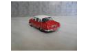 Tatra / Татра 603-1 Польская журналка №53, масштабная модель, 1:43, 1/43, DeAgostini