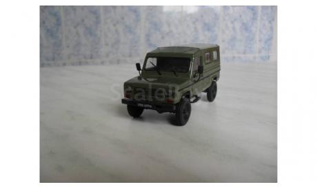 Tarpan Honker 4012 Польская журналка №54  С РУБЛЯ, масштабная модель, 1:43, 1/43, DeAgostini