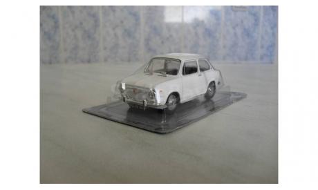 Сиат 850 / Siat 850 Польская журналка№138, масштабная модель, 1:43, 1/43, DeAgostini