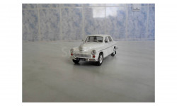 Warszawa 203 Sedan Польская журналка №18, масштабная модель, 1:43, 1/43, DeAgostini