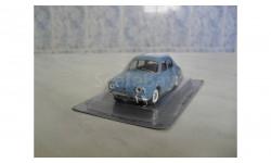 Renault Dauphine Польская журналка №142