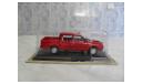 Masini de Legenda (Румыния) DACIA 1307 Double Cab №57, масштабная модель, 1:43, 1/43, DeAgostini