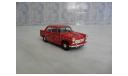 Peugeot 404 Польская журналка № 152, масштабная модель, 1:43, 1/43