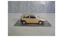Fiat Uno Польская журналка №156, масштабная модель, 1:43, 1/43, DeAgostini