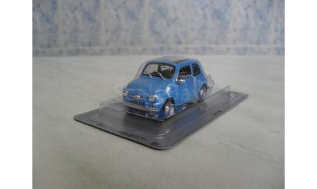 Fiat 500 Польская журналка №166, масштабная модель, 1:43, 1/43, DeAgostini